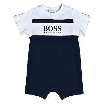 Hugo Boss Boys Hugo Boss Infant Boy's Navy Suit