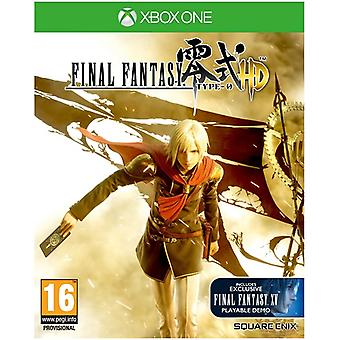 Final Fantasy Type-0 HD Xbox One Game