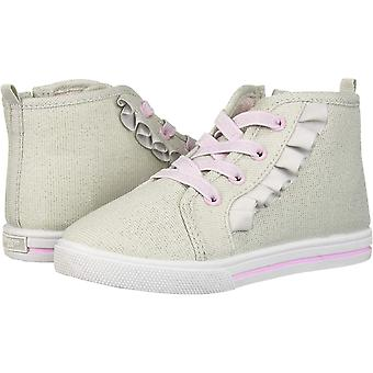 OshKosh B'Gosh Kids Tazanna Girl's Ruffle High-top Sneaker