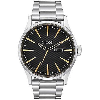 Nixon Analog Unisex Quarz Edelstahl Armband A356-2730-00