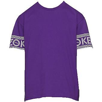 Kenzo Sport Paris Aubergine T-shirt