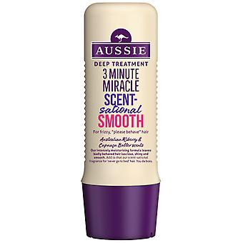 Aussie 3 Minutes Miracle Smooth Scent Sacional 250 ml