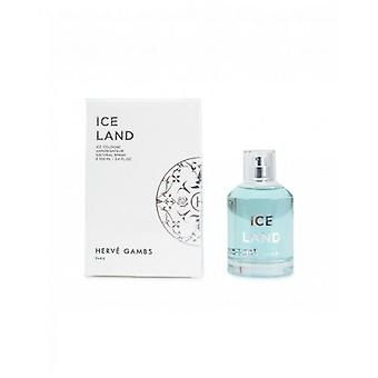 Herve Gambs Fragrance Ice Land 100ml Natural Spray