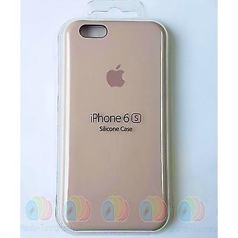 Original packaging Apple silicone cover case for iPhone 6 6s in violet Lavender