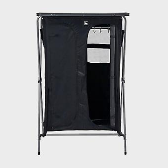 New Hi-Gear Elite 6 Wardrobe Black