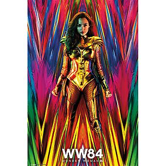 Wonder Woman 1984 Teaser Maxi Cartel