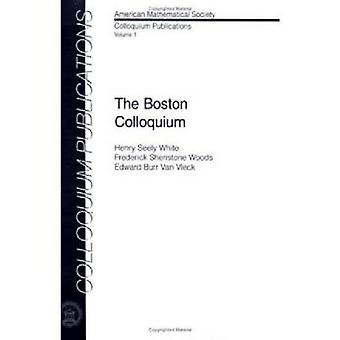 The Boston Colloquium by Henry Seely White - Frederick Shenstone Wood