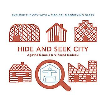 Hide and Seek City by Agathe Demois - 9781849766692 Book