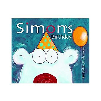 Simon's Birthday - Story Book by Olivia Hardy - 9789384841898 Book
