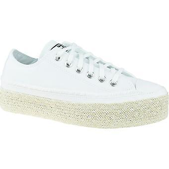 Converse Chuck Taylor AS Espadrille 567686C universel toute l'année chaussures pour femmes