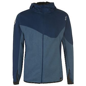Chillaz Mens Mounty Zip Hoodie Top Jumper Blouse Sweatshirt Long Sleeve Hood