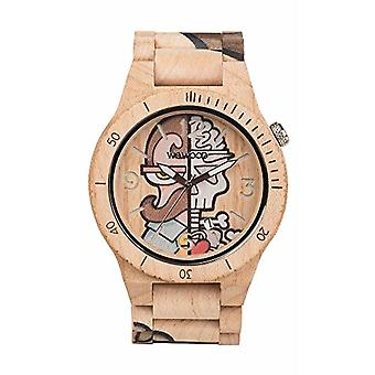 WEWOOD Analog quartz men with wooden Strap WW53002