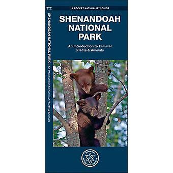 Shenandoah National Park - A Folding Pocket Guide to Familiar Plants &