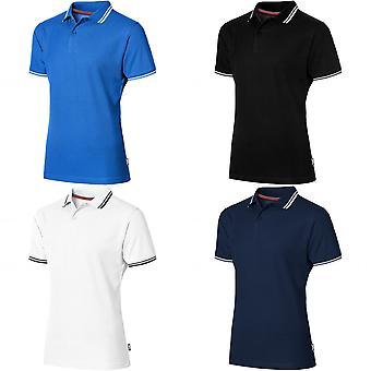 Slazenger Mens Deuce Short Sleeve Polo (Pack of 2)