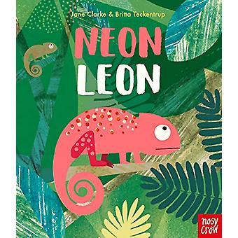 Neon Leon by Jane Clarke - 9781788006835 Book