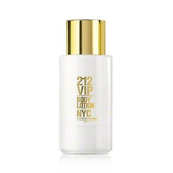 Carolina Herrera - 212 Vip BODY LOTION - 200ML