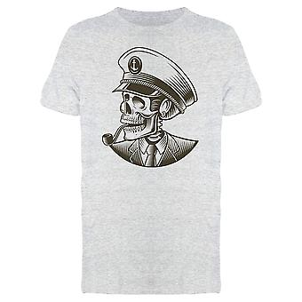 Captain Skull Tee Men's -Image by Shutterstock