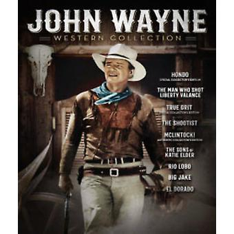 John Wayne Western Collection [DVD] USA tuonti