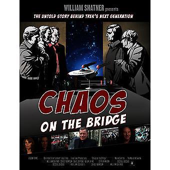 William Shatner Presents: Chaos on the Bridge [DVD] USA import