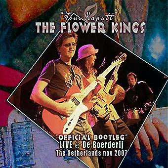 Flower Kings - Tour Kaputt [CD] USA import