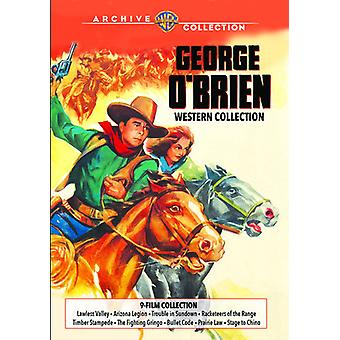 George O'Brien Western Collection [DVD] USA import