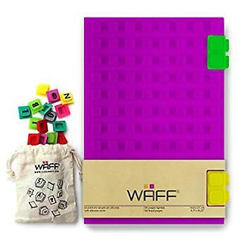 Aladine WAFF Creative Journal Kit A5 Viola