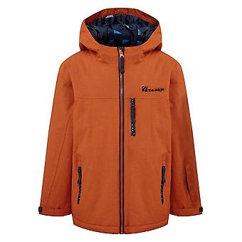 The Edge Men's Iglu Snow Jacket Orange
