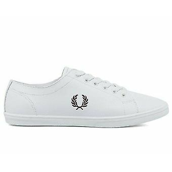 Fred Perry Kingston Leather Trainers B6237-490
