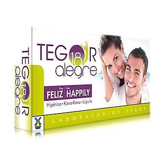 Tegor-18 Happy 40 capsules