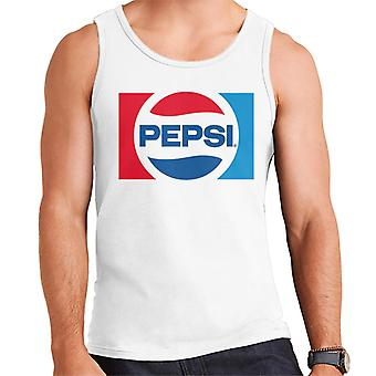 Pepsi 1971 Retro Logo Men's Vest