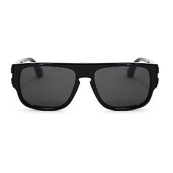 غوتشي مستطيلة النظارات الشمسية GG0664S 001 58