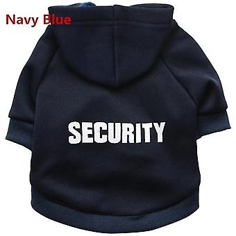 Security Pet Coats Jacket Hoodies For Cats Warm Outfit & Clothing Rabbit Animals Pet Costume For Dogs