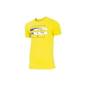 TSM035A H4L20TSM035ATY universale tutto l'anno t-shirt uomo