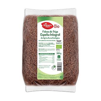 Orgaaninen integraali Speltti Nuudelit 500 g