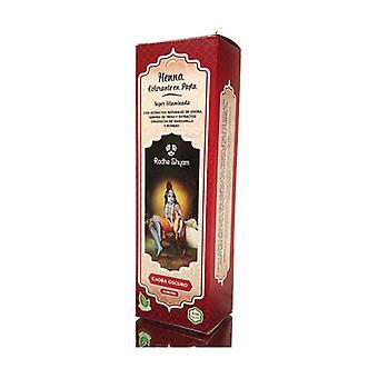 Henna Mahogany Dark Pasta 200 ml