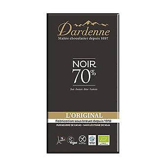 Original 70% Dark Chocolate Bar 180 g