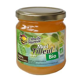 Organiczny miód lipowy 250 g