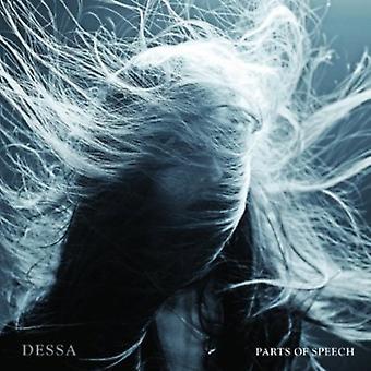 Dessa - Parts of Speech [CD] USA import