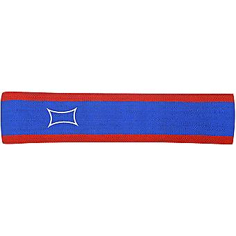 Sling Shot Hip Circle Resistance Band by Mark Bell - Blue/Red  - warm-up support