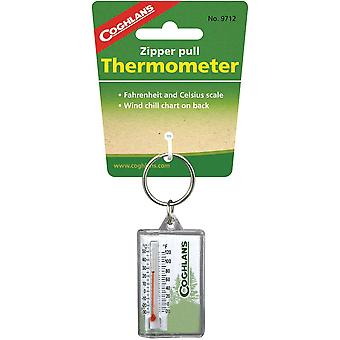 Coghlans Zipper Pull Thermometer (C9712)
