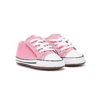 Converse All Star Cribster baby pink trænere