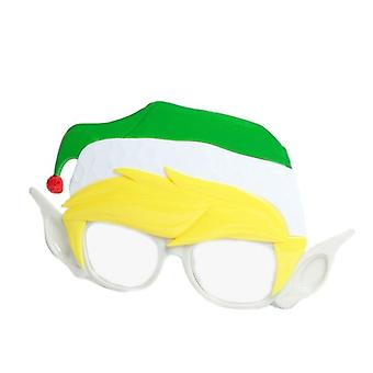 Party Costumes - Sun-Staches - Elf Mask Toys Sunglasses SG2191