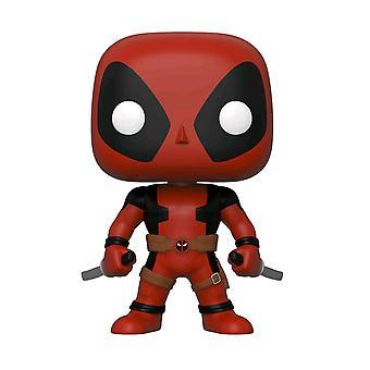 """Deadpool Two Swords Red US Exclusive 10"""" Pop! Vinyl"""