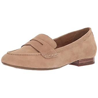 Aerosoles Women kart ut Leather lukket toe loafers