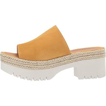 Aquatalia Womens whitney Tissu Open Toe Casual Espadrille Sandales