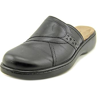 ARRAY Womens Jazz Leather Closed Toe Mules