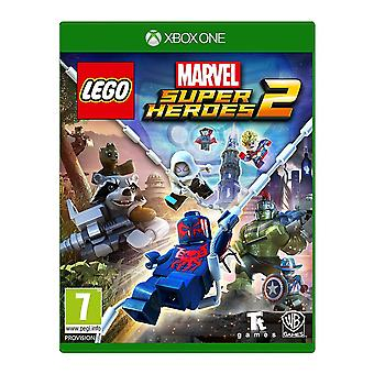 Gioco di LEGO Marvel Superheroes 2 Xbox One