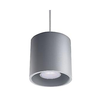 Pendant Lamp Orbis 1 Grey