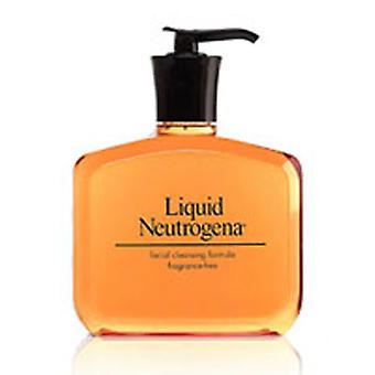 Neutrogena Neste kasvojen puhdistusaine, Hajusteeton 8 oz