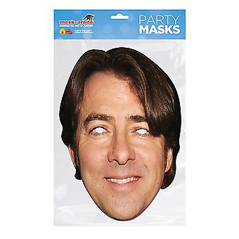 Mask-arade Jonathan Ross Party Mask